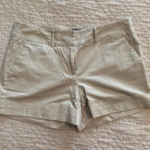 New York & Company Sateen Shorts